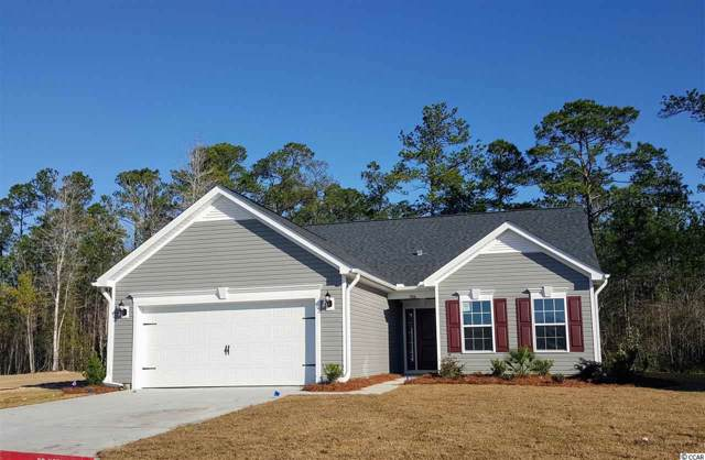 1366 Willow Run Dr., Little River, SC 29566 (MLS #2001400) :: The Litchfield Company