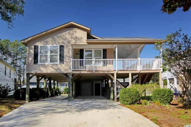813 Starboard Ct., Murrells Inlet, SC 29576 (MLS #2001401) :: The Trembley Group | Keller Williams