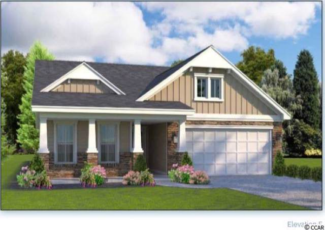 1244 Palm Crossing Dr., Little River, SC 29566 (MLS #2001404) :: The Litchfield Company