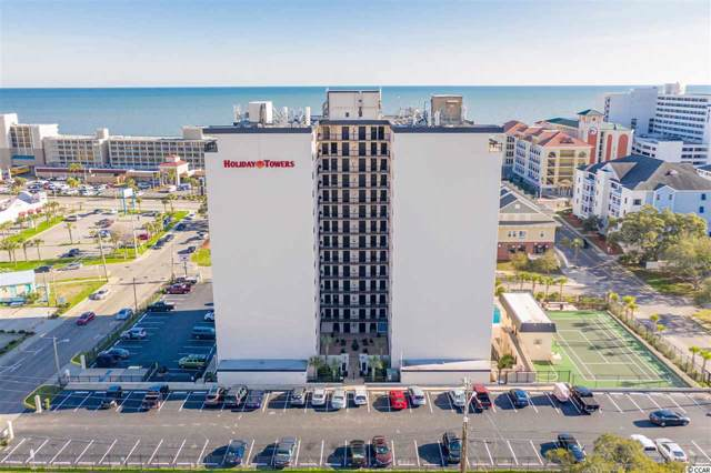 601 Mitchell Dr. #403, Myrtle Beach, SC 29577 (MLS #2001405) :: The Lachicotte Company