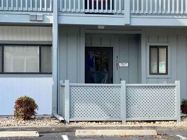 7700 Porcher Ave. #4103, Myrtle Beach, SC 29572 (MLS #2001412) :: The Litchfield Company