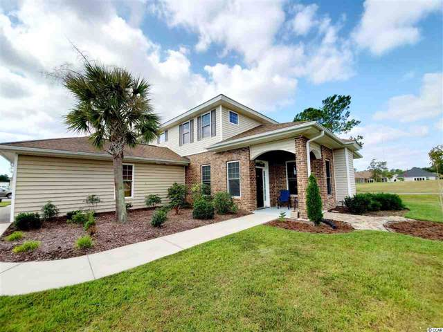 750 Pickering Dr. #104, Murrells Inlet, SC 29576 (MLS #2001437) :: The Lachicotte Company
