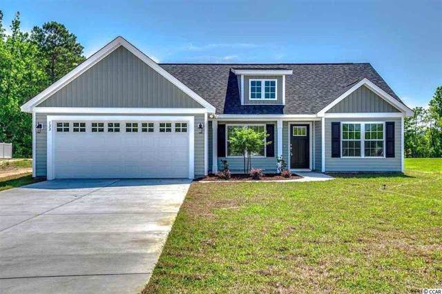 116 Pumpkin Ash Loop, Conway, SC 29527 (MLS #2001440) :: The Greg Sisson Team with RE/MAX First Choice