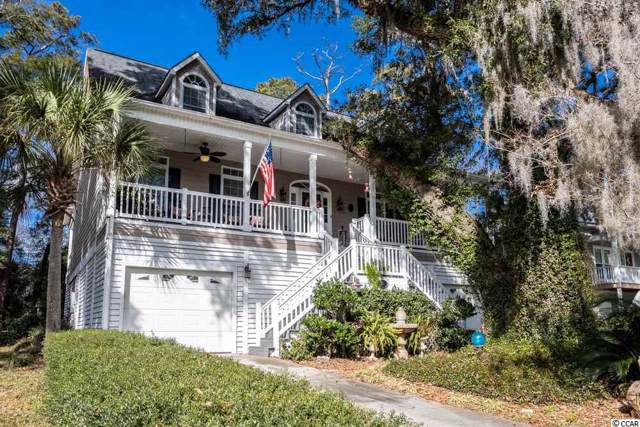 33 Marsh Point Dr., Pawleys Island, SC 29585 (MLS #2001451) :: The Litchfield Company