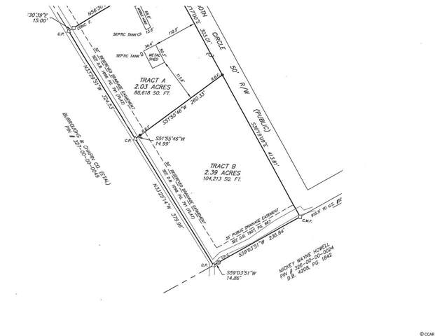 Tract B Booth Circle, Conway, SC 29527 (MLS #2001452) :: James W. Smith Real Estate Co.