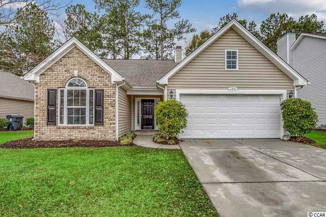 386 Vesta Dr., Myrtle Beach, SC 29579 (MLS #2001455) :: The Litchfield Company