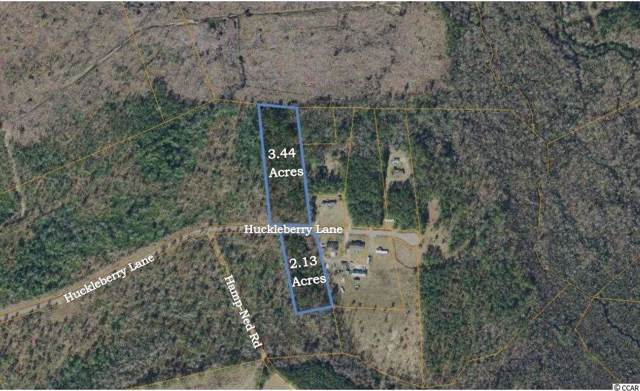 550 Huckleberry Ln., Conway, SC 29526 (MLS #2001471) :: The Litchfield Company