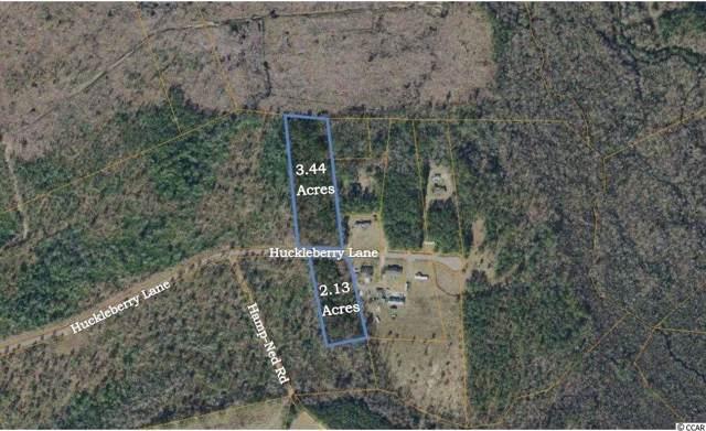 550 Huckleberry Ln., Conway, SC 29526 (MLS #2001471) :: SC Beach Real Estate