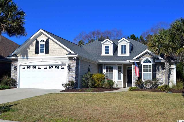 5806 Bridlewood Dr., North Myrtle Beach, SC 29582 (MLS #2001487) :: The Greg Sisson Team with RE/MAX First Choice