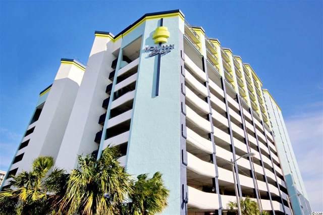 6804 N Ocean Blvd. #1109, Myrtle Beach, SC 29572 (MLS #2001503) :: The Hoffman Group