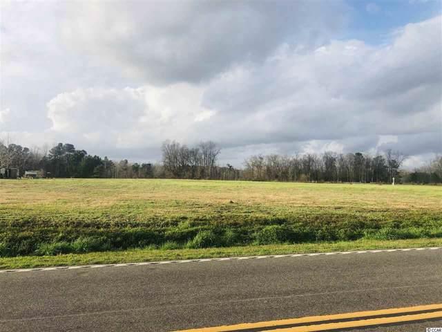 Lot B Highway 66, Loris, SC 29569 (MLS #2001508) :: James W. Smith Real Estate Co.