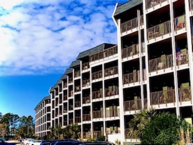 5905 S Ocean Blvd. A-126, Myrtle Beach, SC 29575 (MLS #2001509) :: The Hoffman Group
