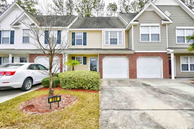 559 Riverward Dr. #559, Myrtle Beach, SC 29588 (MLS #2001512) :: The Litchfield Company