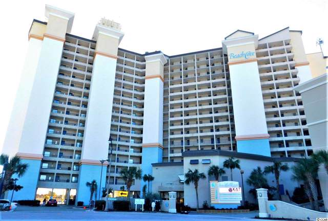 4800 S Ocean Blvd. #411, North Myrtle Beach, SC 29582 (MLS #2001516) :: Jerry Pinkas Real Estate Experts, Inc