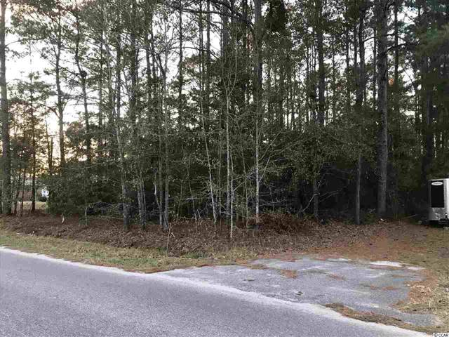 Tract 5 Fox Hollow Rd., Conway, SC 29526 (MLS #2001523) :: The Litchfield Company