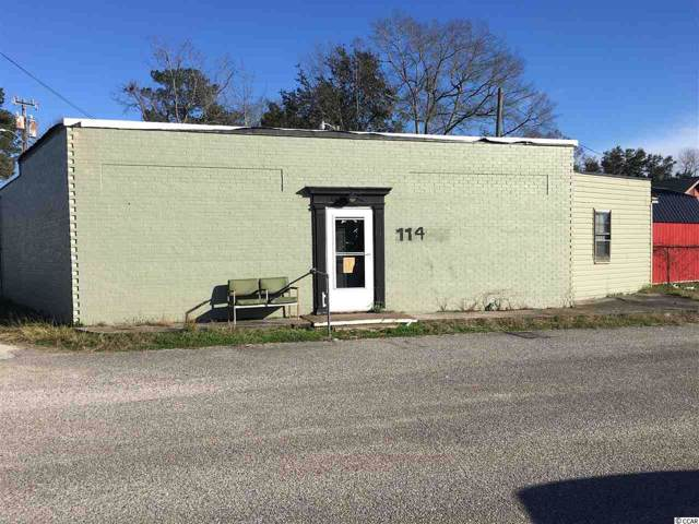 114 Seaboard Ave., Johnsonville, SC 29555 (MLS #2001539) :: The Greg Sisson Team with RE/MAX First Choice