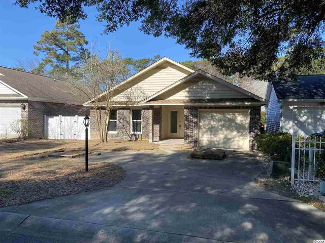 10079 Washington Circle, Myrtle Beach, SC 29572 (MLS #2001548) :: The Homes & Valor Team