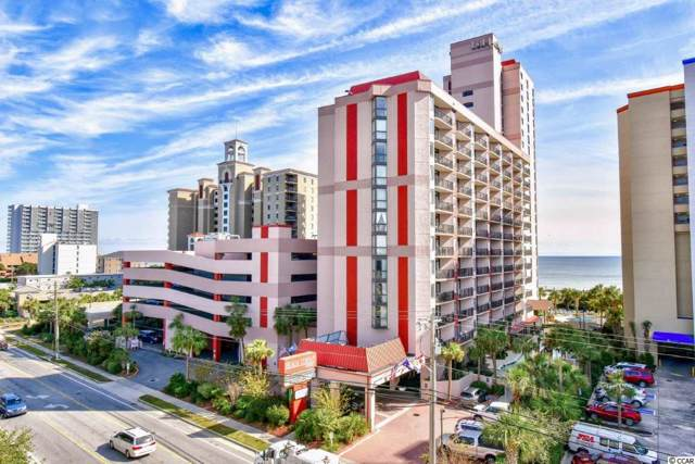 5308 N Ocean Blvd. #1211, Myrtle Beach, SC 29577 (MLS #2001559) :: The Lachicotte Company