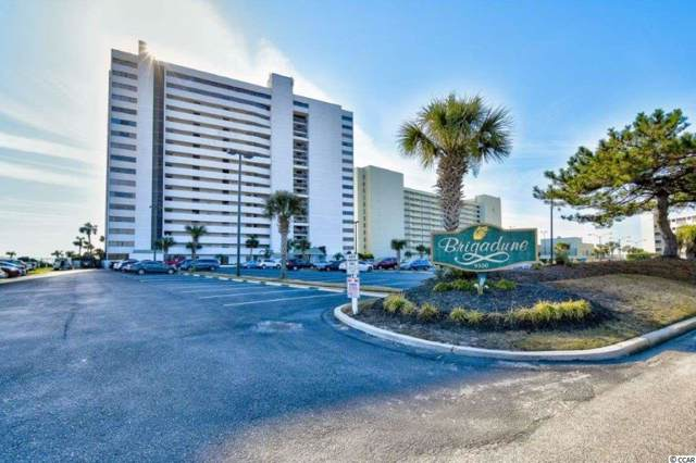 9500 Shore Dr. Ph B, Myrtle Beach, SC 29572 (MLS #2001562) :: Duncan Group Properties