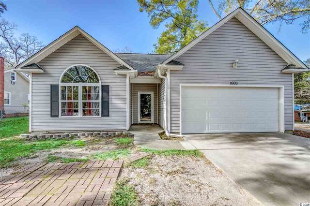2000 Woodward Dr., Conway, SC 29527 (MLS #2001597) :: Jerry Pinkas Real Estate Experts, Inc