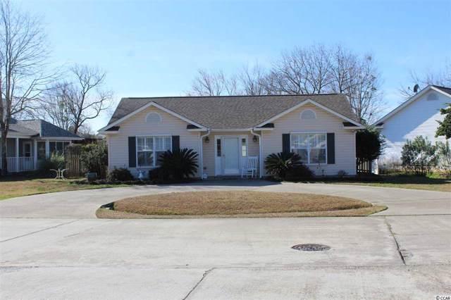 421 Lake Park Dr., Myrtle Beach, SC 29588 (MLS #2001605) :: Jerry Pinkas Real Estate Experts, Inc
