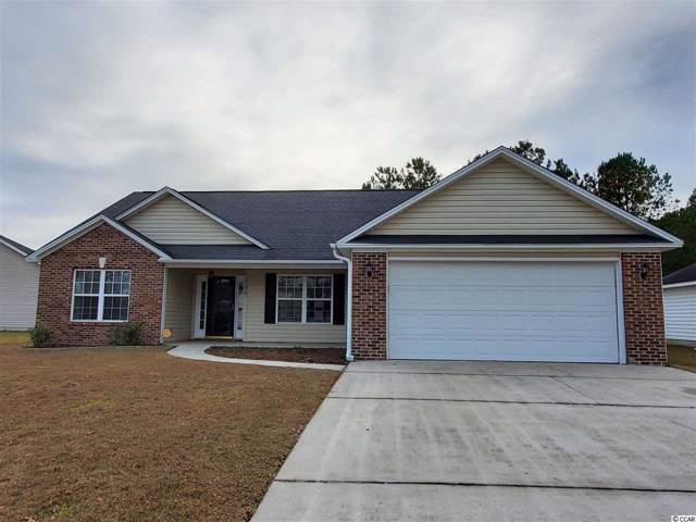 786 Golden Eagle Dr., Conway, SC 29526 (MLS #2001606) :: Jerry Pinkas Real Estate Experts, Inc