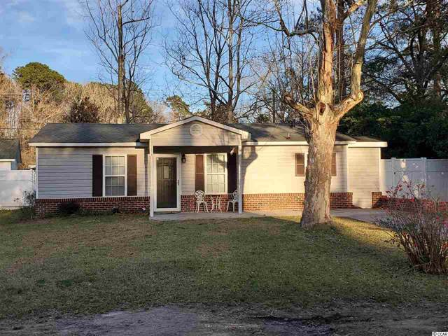 1274 Park Hill Dr., Conway, SC 29526 (MLS #2001612) :: Jerry Pinkas Real Estate Experts, Inc