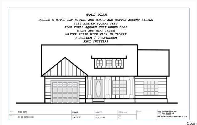 4279 Bryant St., Loris, SC 29569 (MLS #2001630) :: The Litchfield Company