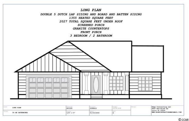 4283 Bryant St., Loris, SC 29569 (MLS #2001637) :: The Litchfield Company