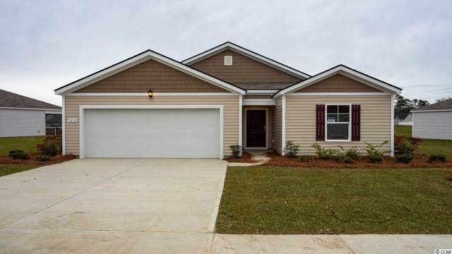 1023 Maxwell Dr., Little River, SC 29566 (MLS #2001646) :: Right Find Homes