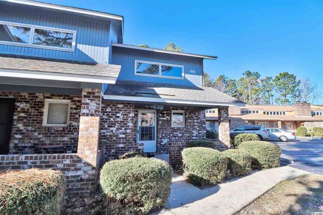 1821 Fairway Ridge Dr. 1B3, Surfside Beach, SC 29575 (MLS #2001652) :: Hawkeye Realty