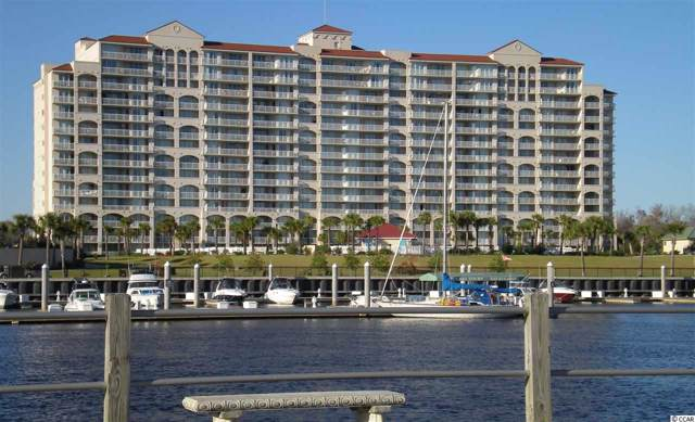 4801 Harbor Pointe Dr. #1305, North Myrtle Beach, SC 29582 (MLS #2001659) :: The Trembley Group | Keller Williams
