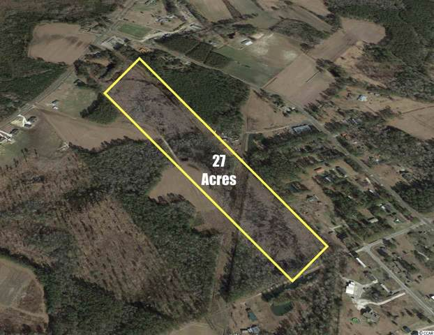 TBD Cates Bay Hwy., Conway, SC 29527 (MLS #2001678) :: The Greg Sisson Team with RE/MAX First Choice