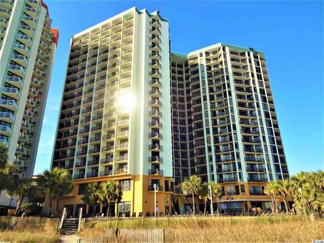 2710 North Ocean Blvd. #1028, Myrtle Beach, SC 29577 (MLS #2001682) :: Hawkeye Realty