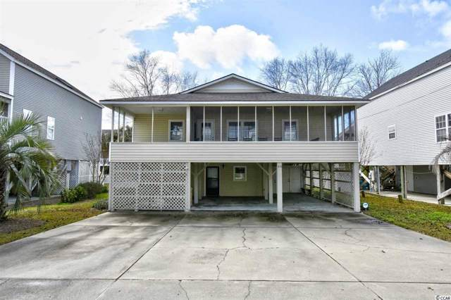 215 16th Ave. S, Surfside Beach, SC 29575 (MLS #2001690) :: The Lachicotte Company
