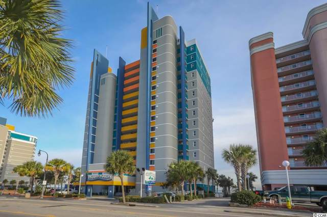 1700 N Ocean Blvd. #551, Myrtle Beach, SC 29577 (MLS #2001692) :: Hawkeye Realty