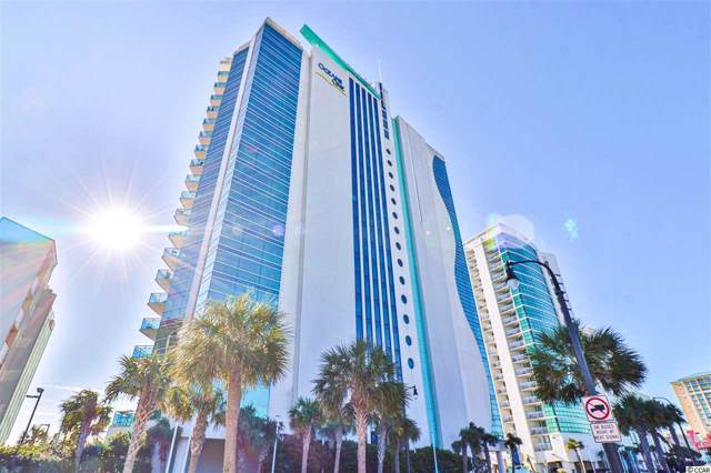 107 S Ocean Blvd. #704, Myrtle Beach, SC 29577 (MLS #2001695) :: Hawkeye Realty