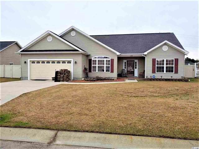 132 Talon Dr., Conway, SC 29527 (MLS #2001699) :: Jerry Pinkas Real Estate Experts, Inc