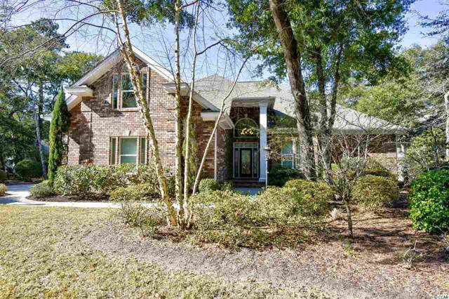 908 Frinks Ct., North Myrtle Beach, SC 29582 (MLS #2001708) :: SC Beach Real Estate