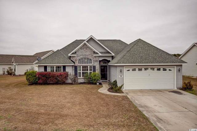 114 Blarney Stone Ct., Murrells Inlet, SC 29576 (MLS #2001714) :: James W. Smith Real Estate Co.