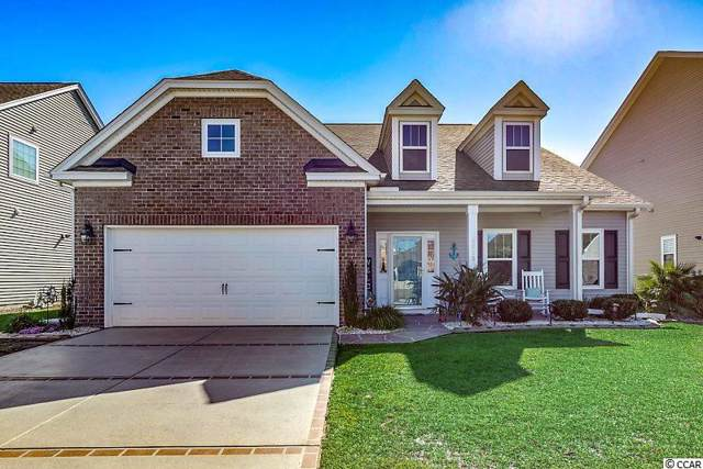 4823 Bramblewood Dr., Myrtle Beach, SC 29579 (MLS #2001716) :: The Greg Sisson Team with RE/MAX First Choice