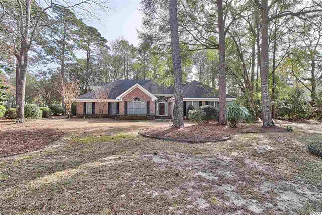 219 Black Duck Rd., Pawleys Island, SC 29585 (MLS #2001747) :: Jerry Pinkas Real Estate Experts, Inc