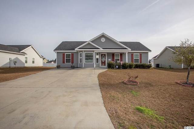 138 Corbin Tanner Dr., Conway, SC 29527 (MLS #2001753) :: James W. Smith Real Estate Co.