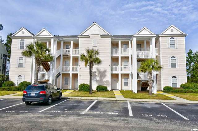 105 Fountain Pointe Ln. 2-204, Myrtle Beach, SC 29579 (MLS #2001769) :: The Lachicotte Company