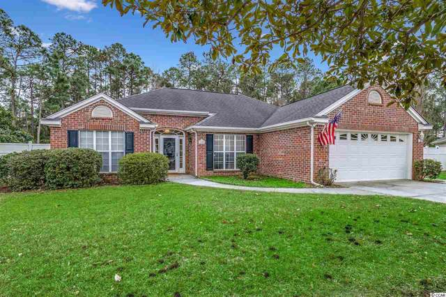 2581 Hunters Trail, Myrtle Beach, SC 29588 (MLS #2001785) :: The Trembley Group | Keller Williams