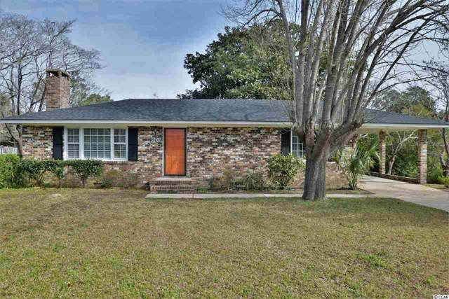 808 Duncan Ave., Myrtle Beach, SC 29572 (MLS #2001795) :: James W. Smith Real Estate Co.