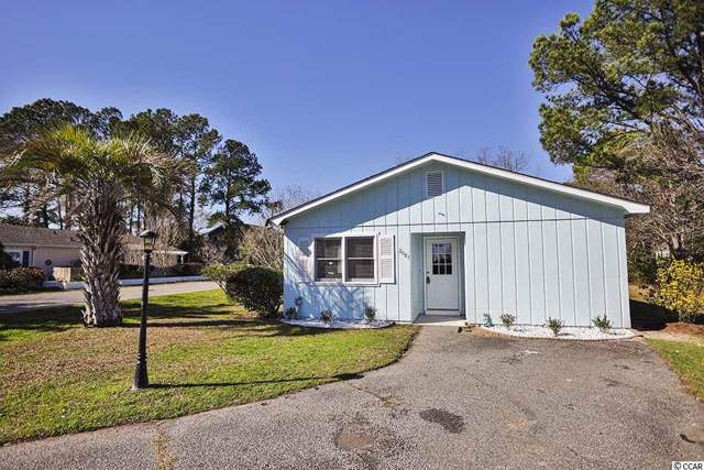 2083 Lakeview Circle, Surfside Beach, SC 29575 (MLS #2001798) :: The Litchfield Company