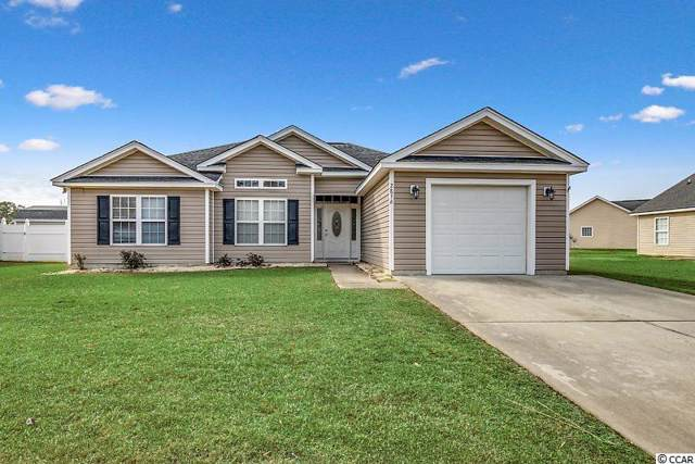 2856 Green Pond Circle, Conway, SC 29527 (MLS #2001804) :: The Greg Sisson Team with RE/MAX First Choice