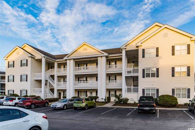 901 West Port Dr. #403, North Myrtle Beach, SC 29582 (MLS #2001817) :: The Hoffman Group