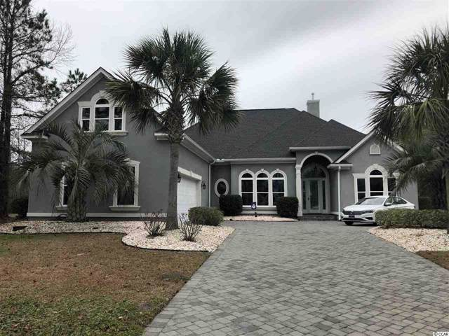 8008 Bird Key Ct., Myrtle Beach, SC 29579 (MLS #2001822) :: The Hoffman Group